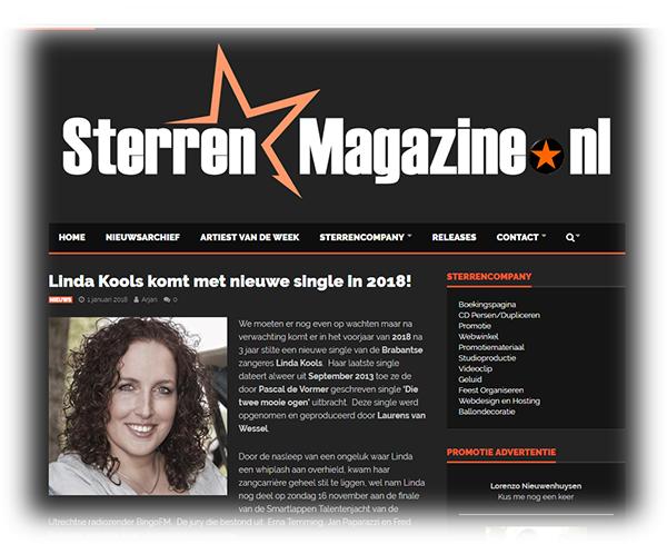 linda kools nieuws 27 02 2018 linda in sterren magazine